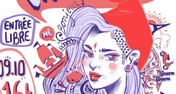 Vive la France Ensemble - Kiss My France