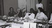 Golda Meir Ben Gourion président upper volta
